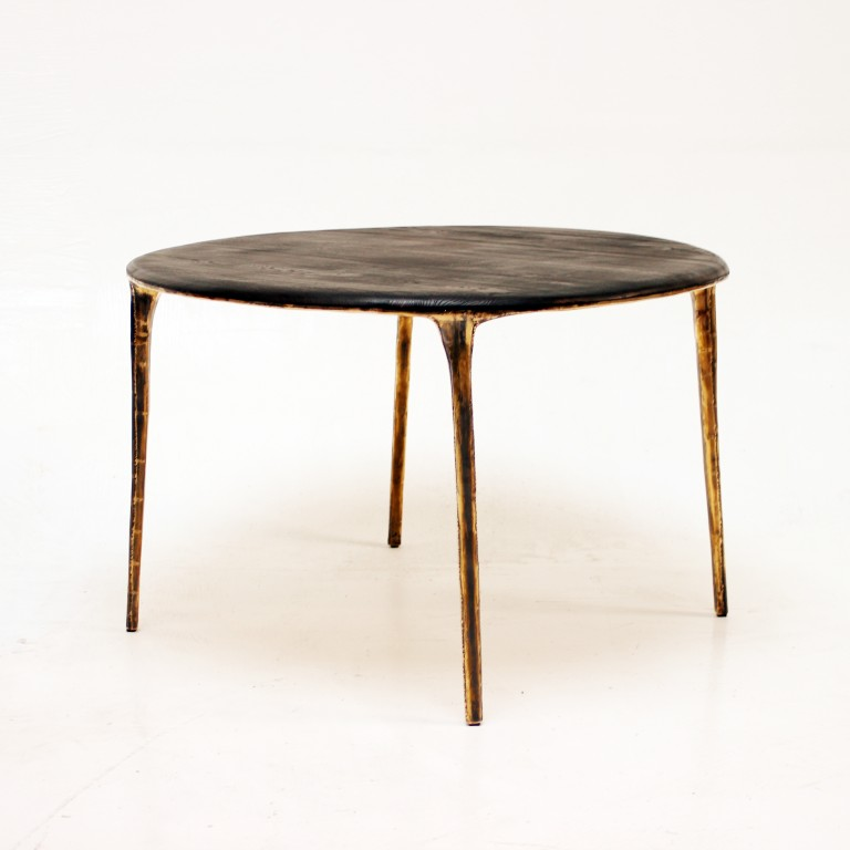 - Brass - Table ronde